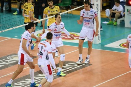 Снимка: trentinovolley.it