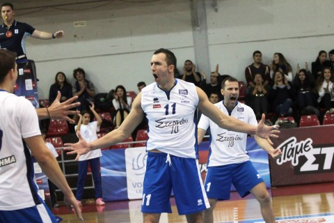 Снимка: Greekvolley.gr